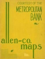 Title Page, Allen County 1946